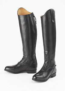 Ovation Sport Flex Tall Boot #468543 Black